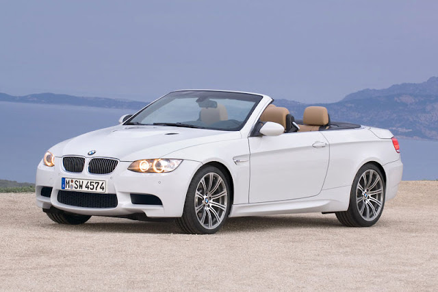 2009 BMW M3 Convertible Front Exterior