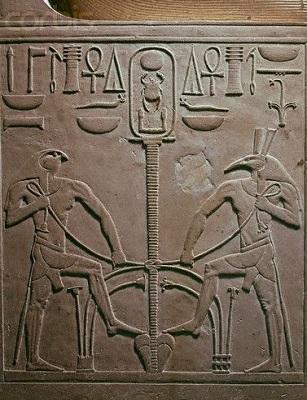Dallo Zep Tepi ai seguaci di Horus, qundo l'Egitto era governato dagli Dei