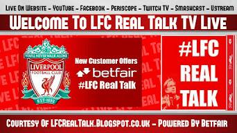LFC Real Talk TV Live