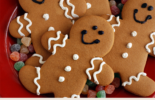 cookies use icing to glue lollies for decoration ice 1 cookie at a ...