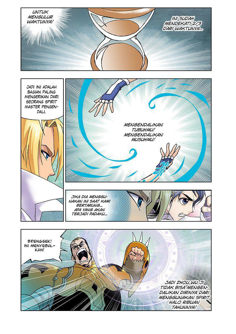 Soul Land Chapter 14