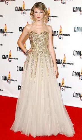 Taylor swift wearing reem acra