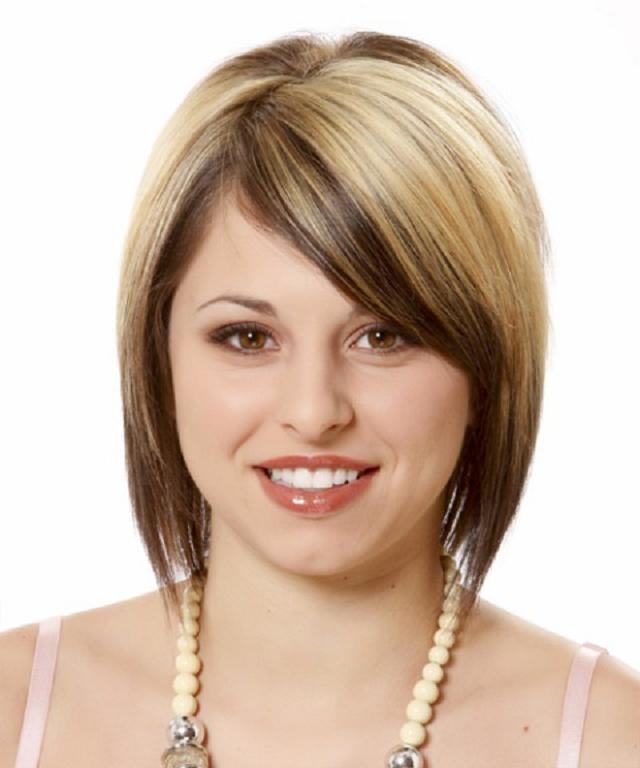 Cortes de cabello para cabeza ovalada mujeres