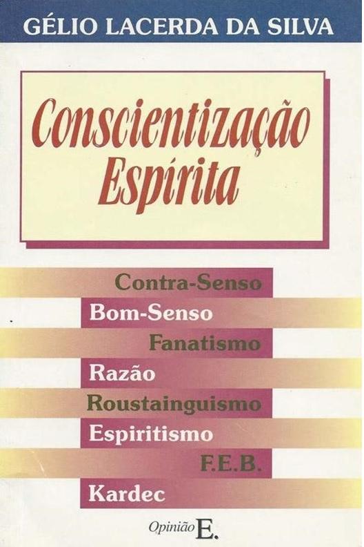 CONSCIENTIZAÇÃO ESPIRITA