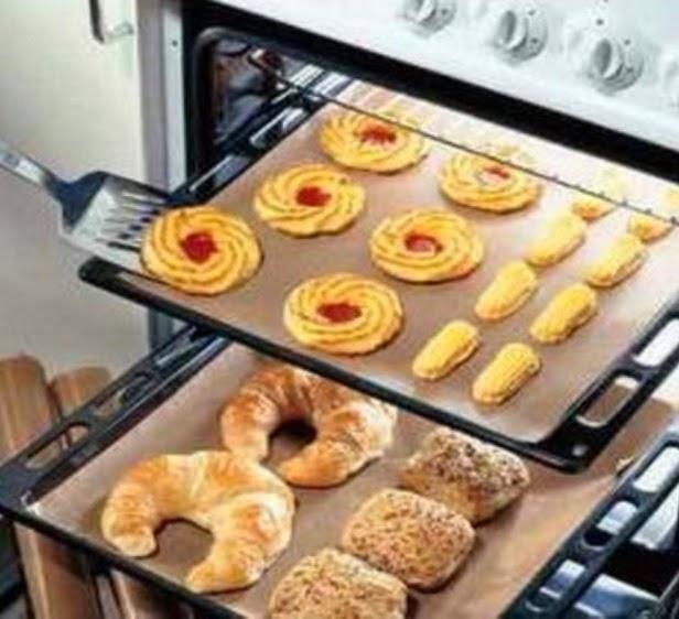 Hojas de teflon para uso doméstico