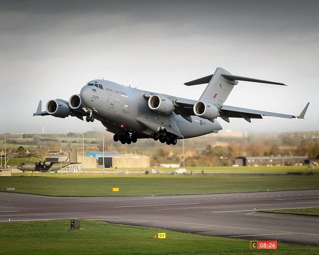 Aldergrove United Kingdom  city photo : United Kingdom to provide C 17 transport aircraft to help French ...