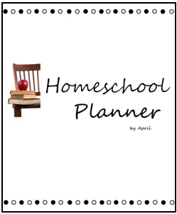 Free Homeschool Planner