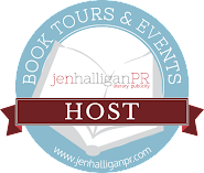 Jen Halligan PR Book Tour Host