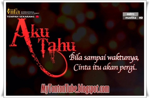 Telefilem Aku Tahu (2015) Astro - Full Telemovie