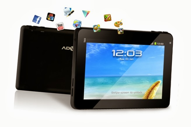 Advan Vandroid T1E Tablet Android 3G Harga Dibawah 2 Juta