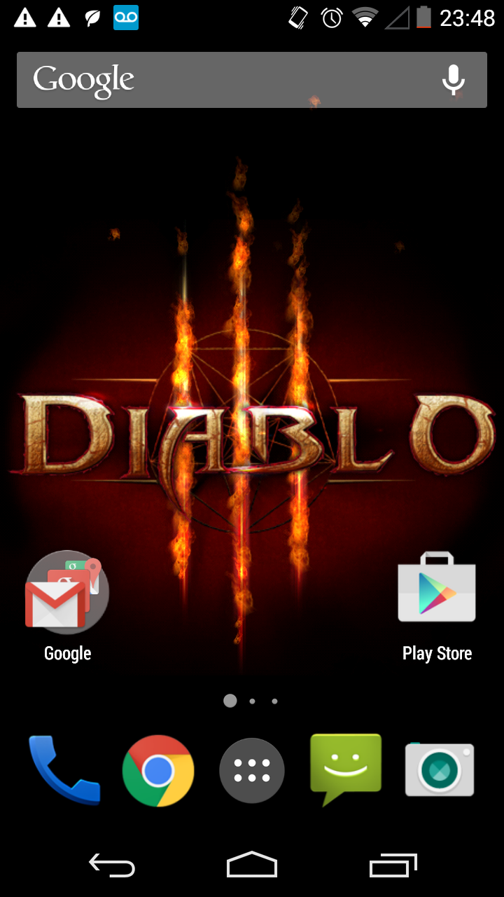 diablo android wallpaper