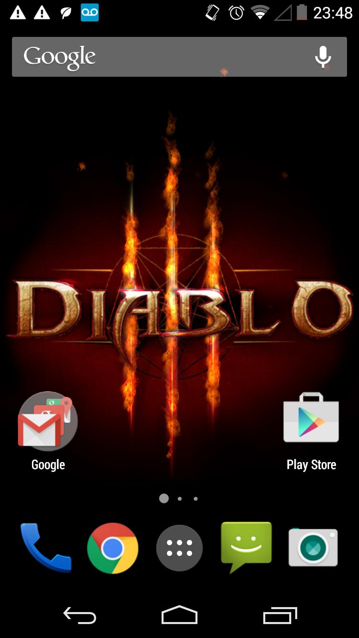 diablo android wallpaper
