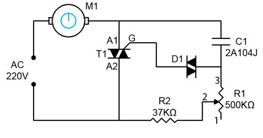 build a 1000w ac motor speed controller wiring diagram