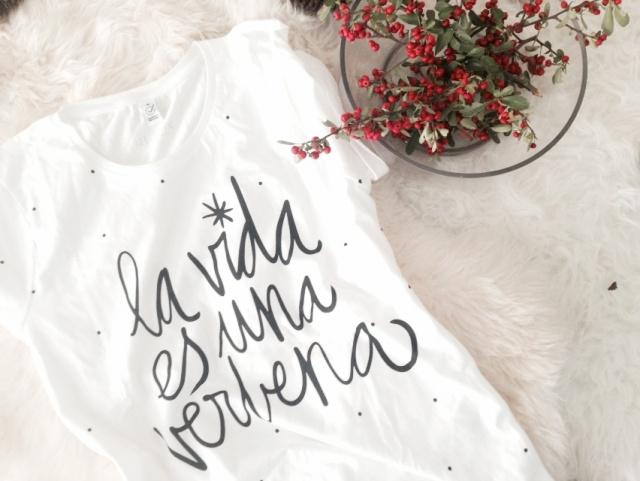 La vida es una verbena Lucia B