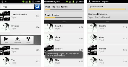 Tunee Muic - Best Free Music Download App For Android 2020