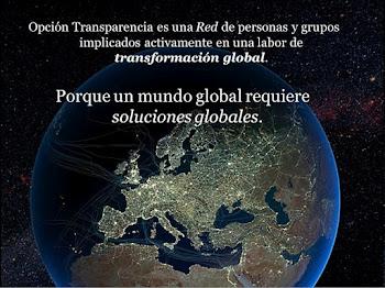 VIDEO CON LOS PRINCIPIOS FUNDAMENTALES DE OPCIÓN TRANSPARENCIA