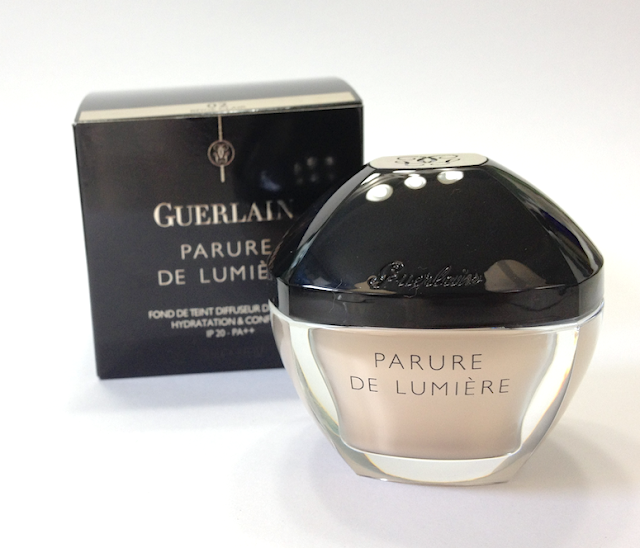 Guerlain Parure de Lumiere Light Diffusing Foundation (Cream) Beige Clair