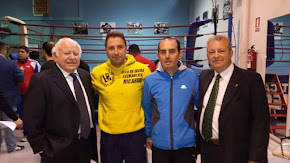 Entrenador nacional de Boxeo Oct 2015
