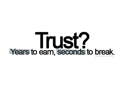 Trust love quotes, trust and love quotes