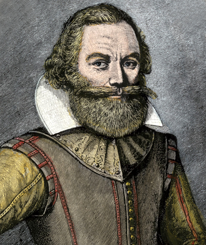 conclusion of the settlement of jamestown by john smith In december 1607, captain smith and a small group of settlers embarked on a  mission to explore the area  colonist john rolfe added significantly to  jamestown's prosperity  the first was the introduction of a representative  government.