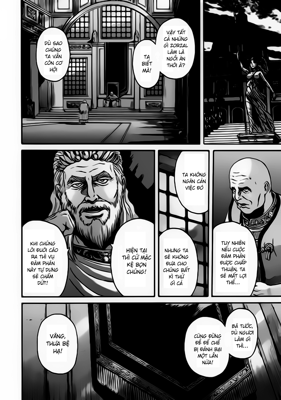 Gate – Jietai Kare no Chi nite, Kaku Tatakeri chap 31 Trang 24 - Mangak.info