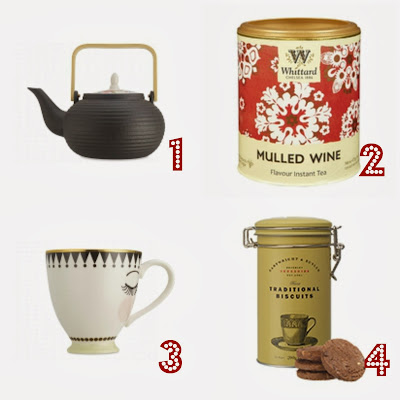 Tea gifts for foodies from www.anyonita-nibbles.com