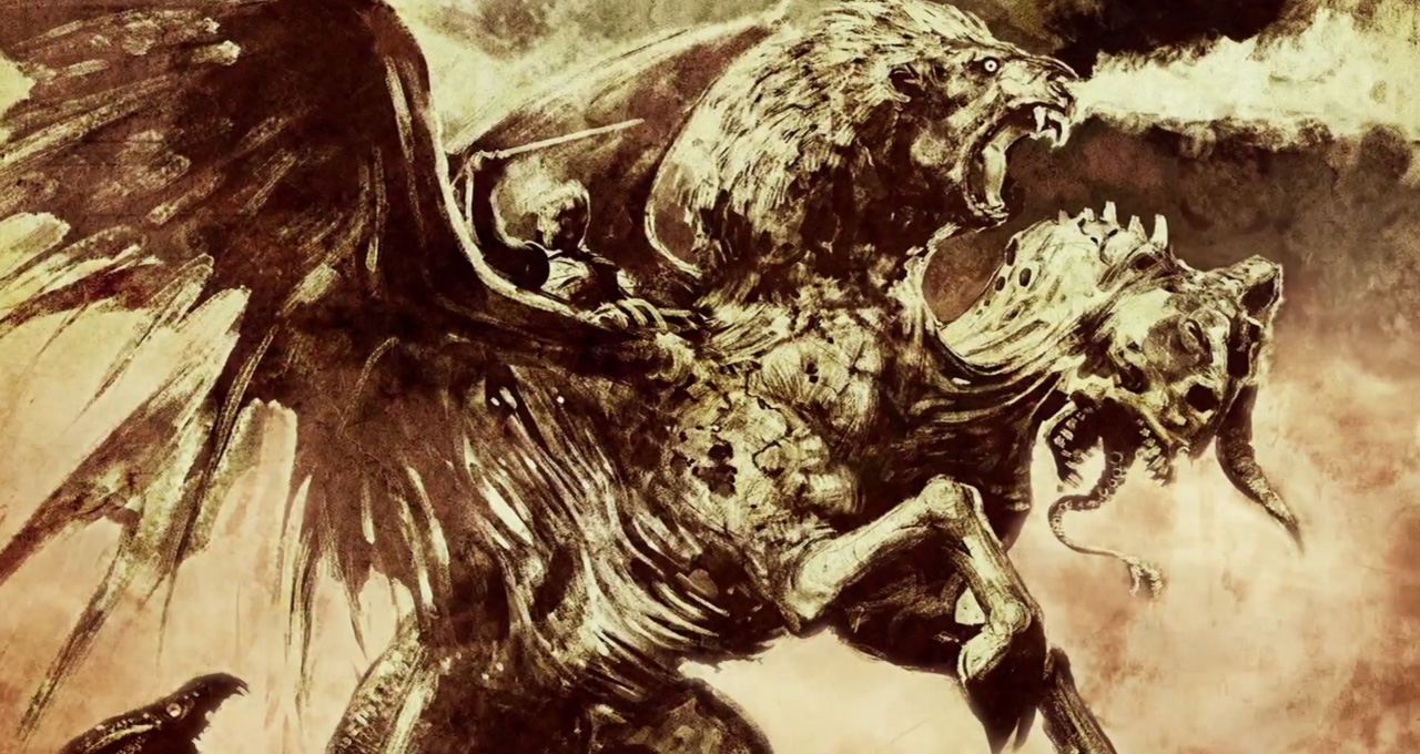 Wrath of the Titans Creature Feature: Chimera | Jori's ...