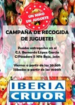 Recogida de juguetes