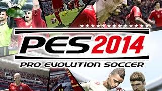 Game Pro Evolution Soccer 2014