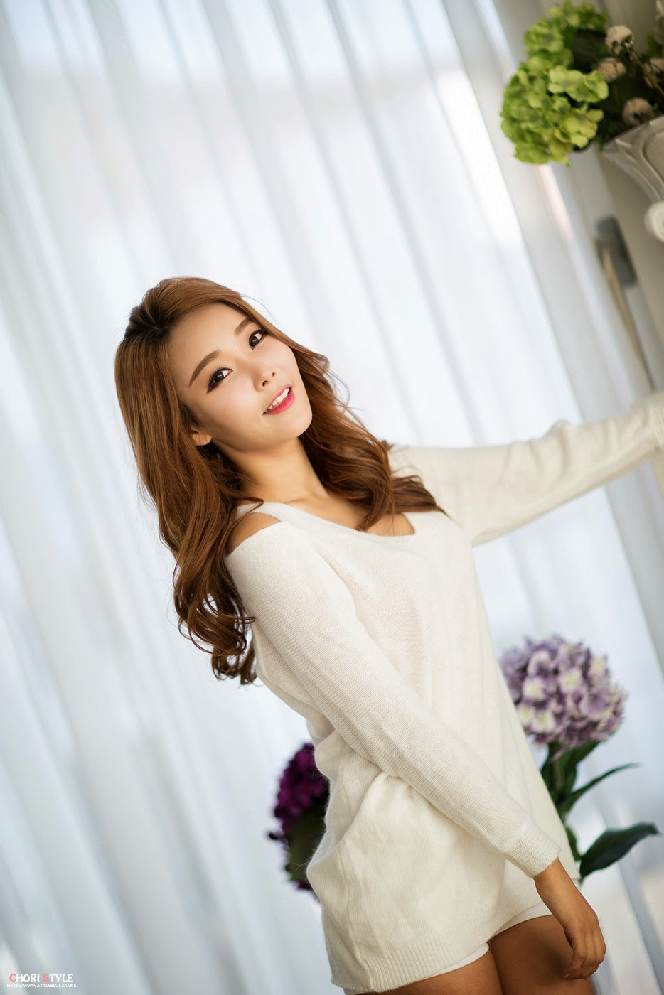 3 Lee Da Hee - Morning - very cute asian girl-girlcute4u.blogspot.com