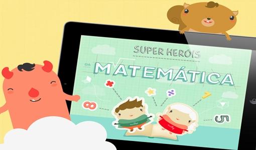 Aplicativo ensina matemática para as crianças