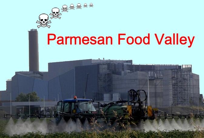 La food valley padana tra inceneritori biogas e pesticidi for Padana imballaggi