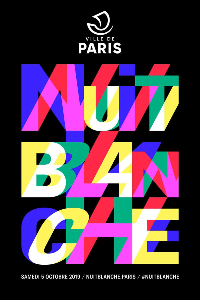 Nuit Blanche Paris 2019