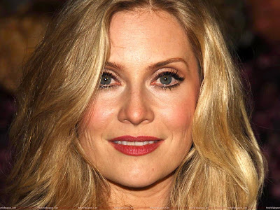 Emily Procter Hollywood Best Actress Wallpaper