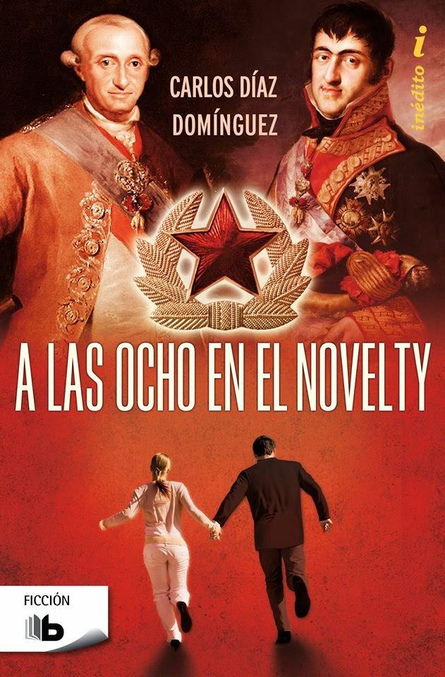 A las ocho en el Novelty - Carlos Díaz Dominguez (2014)
