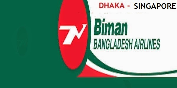 Dhaka-Singapore Biman Bangladesh Airlines Fare/Ticket Price