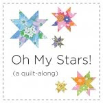 Oh My Stars Quilt Along