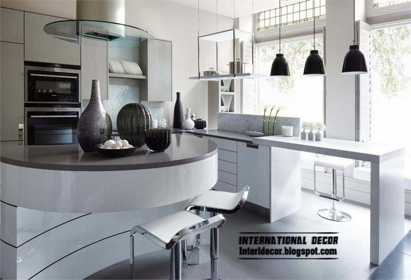 White Kitchen Models