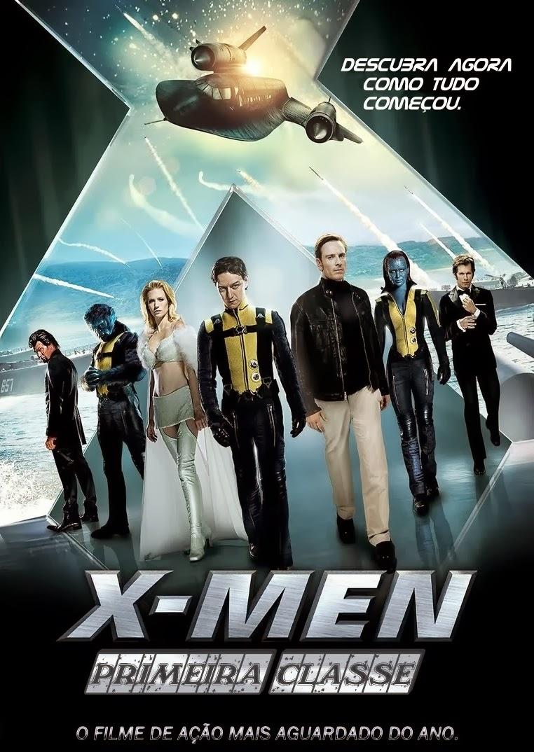 X-Men: Primeira Classe – Dublado (2011)