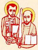 29 มิถุนายน สมโภชนักบุญเปโตรและเปาโล อัครสาวก: