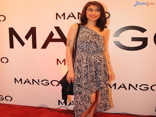 Meesha Shafi Most Desirable Girl HD Wallpaper | Pak Actress