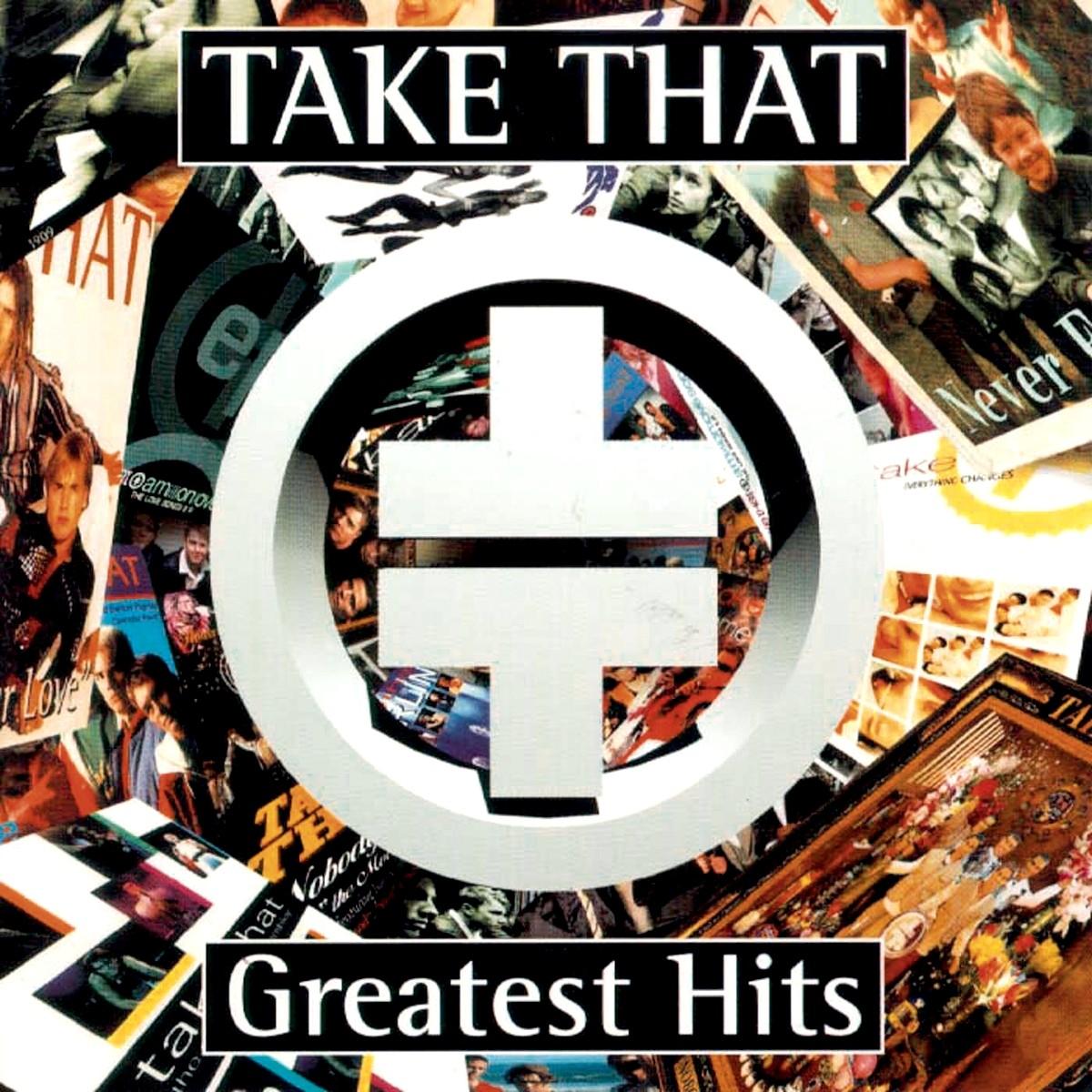 The Robbie`s Williams Blog!!!! 3.0: Take That - Greatest ... Magic! Album Cover