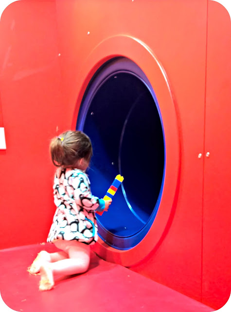 Fun Down on Duplo Farm at LEGOLAND Discovery Centre Manchester Slide