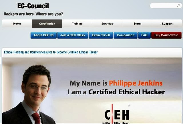 1. CEH: Certified Ethical Hacking Course