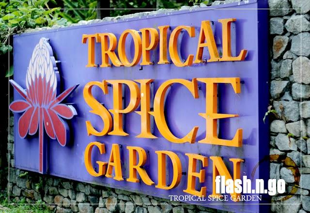旅游日记:Tropical Spice Garden | Penang