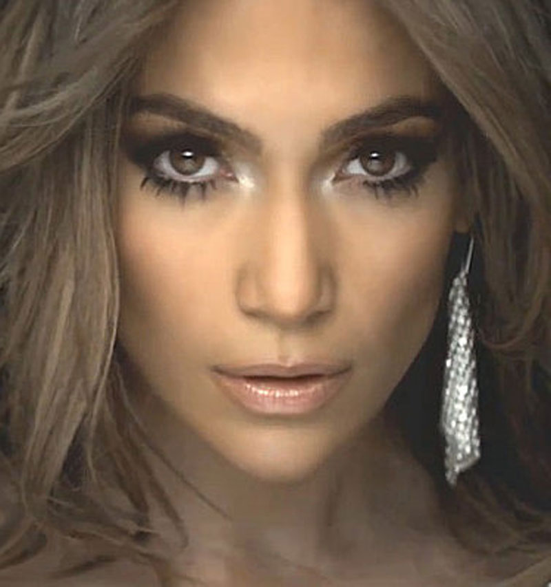 j lo5 Top 5 Makeup: Jennifer Lopez