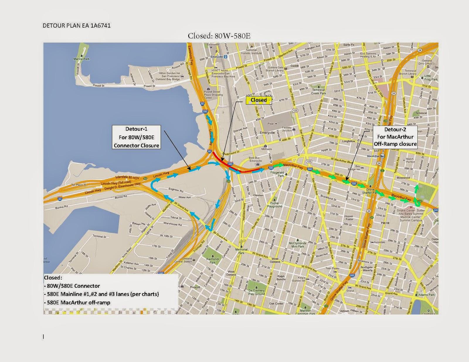 Caltrans District 4: Caltrans Plans Concrete Removal and Bridge Deck on