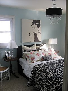 Best picture of audrey hepburn bedroom patricia woodard for Audrey hepburn bedroom designs