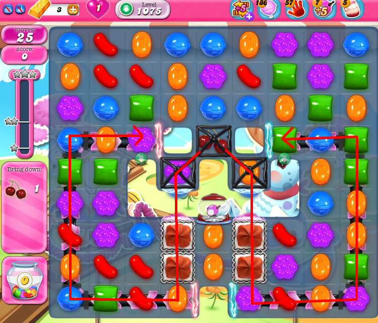Candy Crush Saga 1060