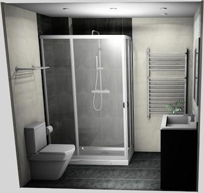 Propuesta diseño baño principal